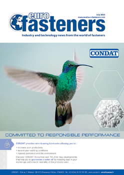 Euro Fasteners July 2020 cover