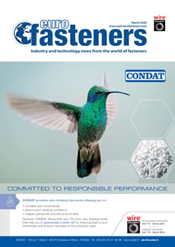 Euro Fasteners March 2020 cover