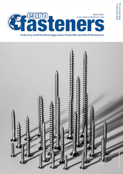 Euro Fasteners March 2021 cover