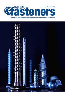 Euro Fasteners November 2020 cover