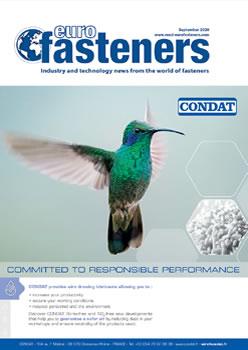 Euro Fasteners september 2020 cover